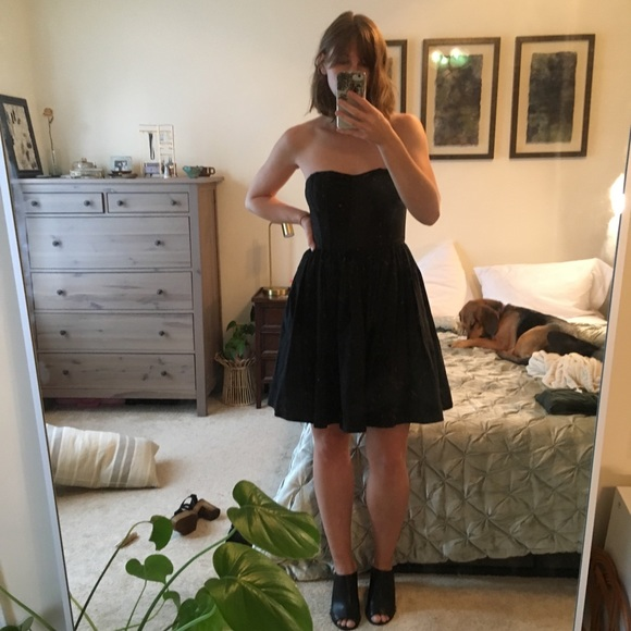 Tracy Feith Dresses & Skirts - Tracy Feith for Target little black dress